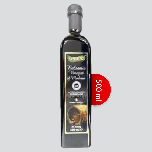 Saporito Balsamic Vinegar 500 ml