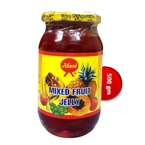 Ahmed Mixed Fruit Jelly 500 gm