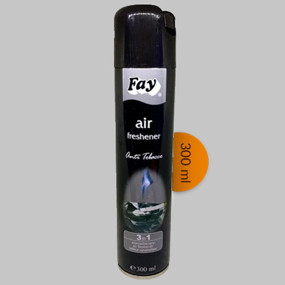 Fay Air Freshener Anti Tobacco 3 in 1 300 ml