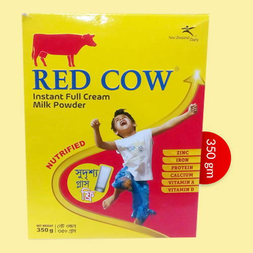 Red Cow Milk Powder Box 350 gm