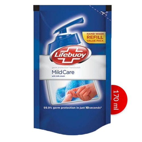 Lifebuoy Handwash Care Refill 170 ml