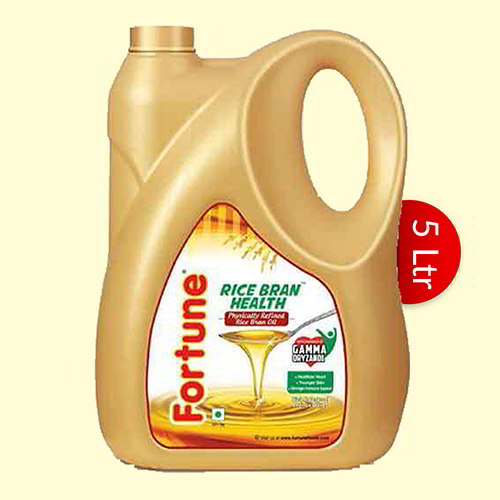 Fortune Rice Bran Oil 5 litre