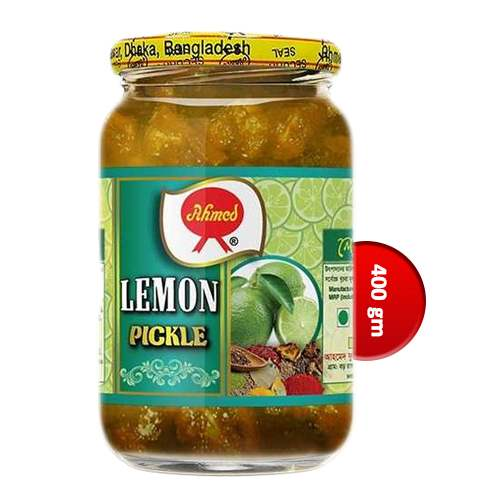 Ahmed Lemon Pickle 400 gm