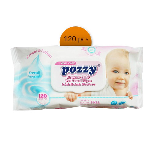 Pozzy Baby Wet Towel Wipes