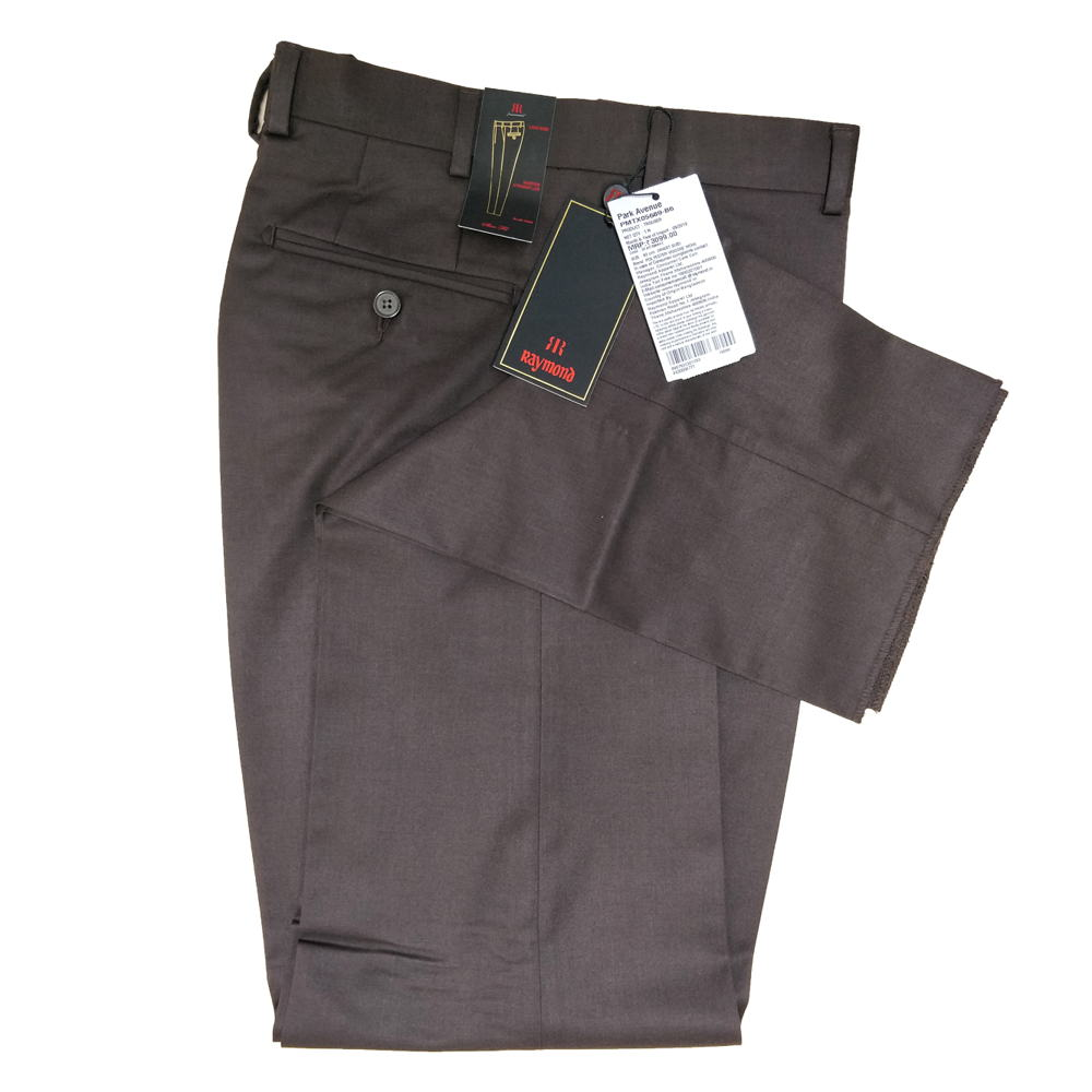 Slim Fit Formal Pant For Man - Coffee Colour