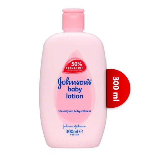 Johnson's Baby Original Baby Softness Lotion 300 ml