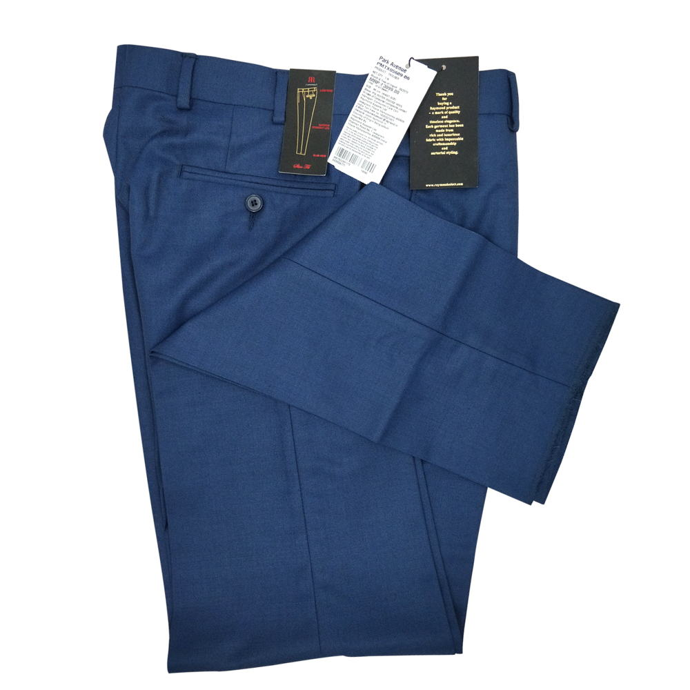 Slim Fit Formal Pant For Man - Navy Blue Colour