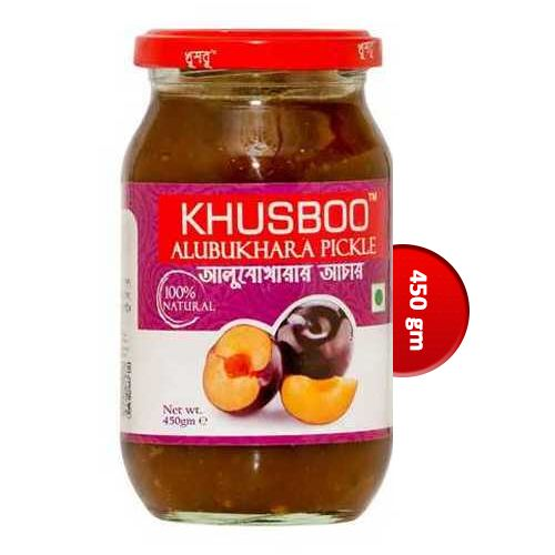 Khusboo Alubukhara Pickle 450 gm