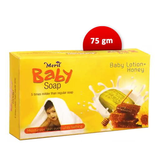 Meril Baby Mild Honey Soap 75 gm