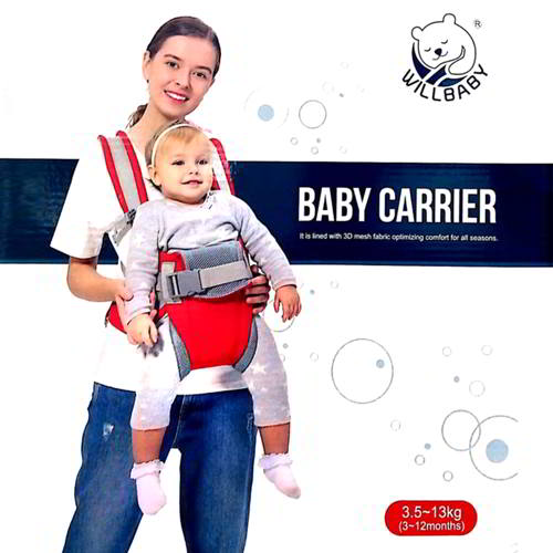 Will Baby Baby Carrier