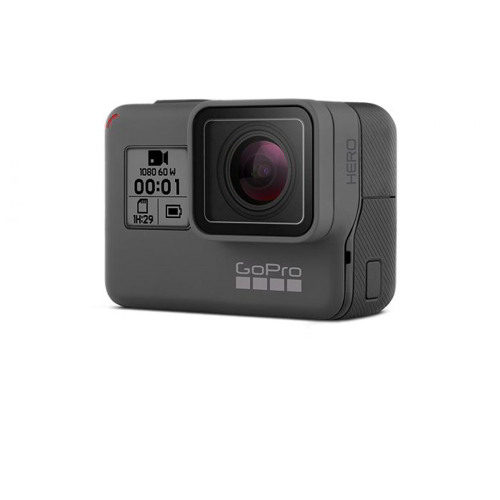 GoPro HERO- 2018 Waterproof Action Camera With Touch Screen