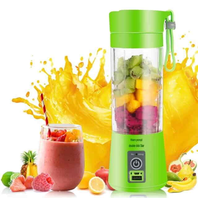 High Quality Electric Fruit Juicer (Rechargeable)
