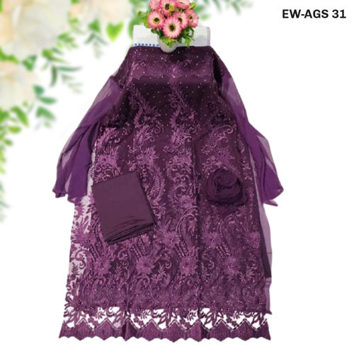 Exclusive Party Dress 4 Piece  EW-AGS 31