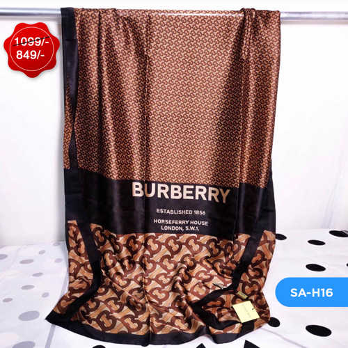 Burberry Fashionable Scarf SA-H16