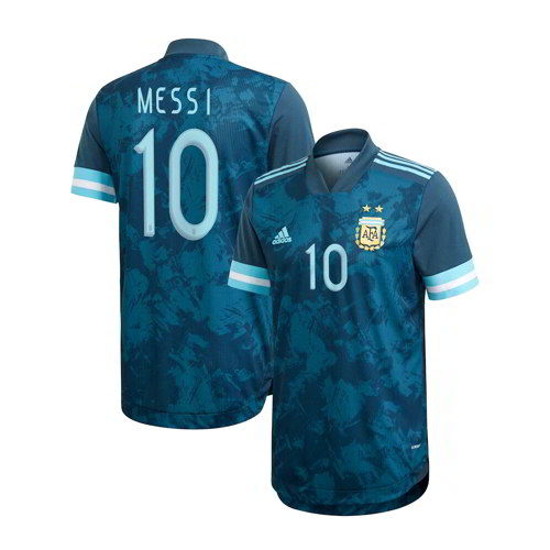 Argentina Away Authentic Jersey