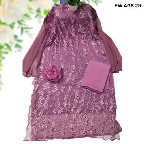 Exclusive Party Dress 4 Piece EW-AGS 29