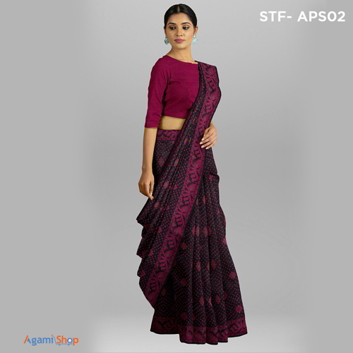 Monika o Hybrid Saree STF- APS02