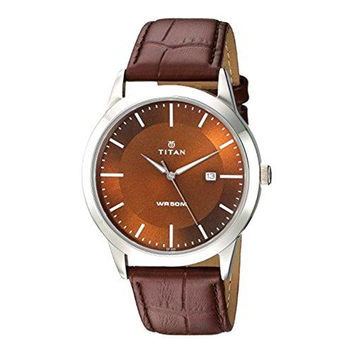 Titan Analog Wristwatch - 1584SL04