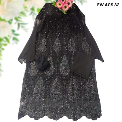 Exclusive Party Dress 4 Piece EW-AGS 32