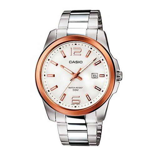 Casio Wristwatch MTP-1296D-7AVDF