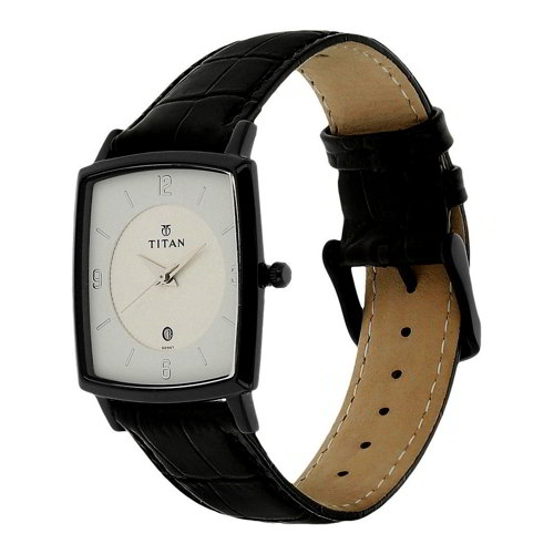 Titan Analog Wristwatch - 9159NL02