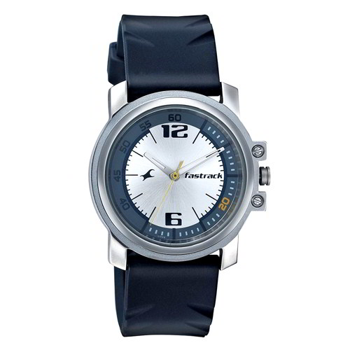 Fastrack Economy Analog Wristwatch - 3039SP01