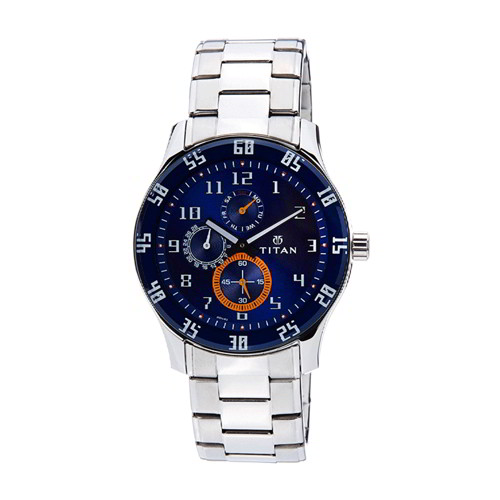 Titan Octane Analog Wristwatch - 1632SM03