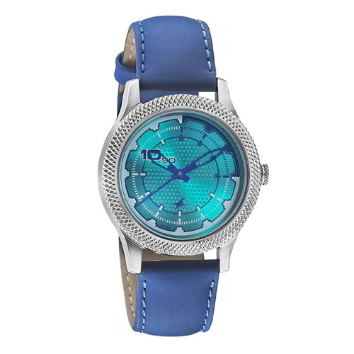 Fastrack Analog Blue Dial Women's Watch AS6158SL01