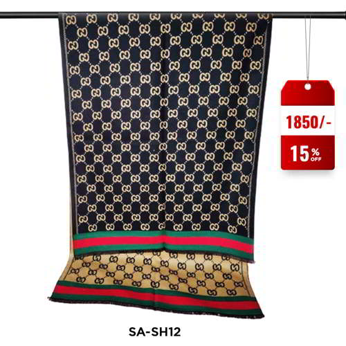 Winter Fashionable Shawl - SA-SH12