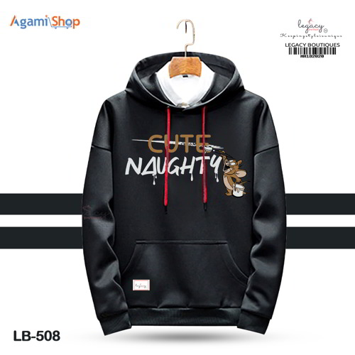 Men's Hoodies Jacket Casual Sweatshirt LB-508