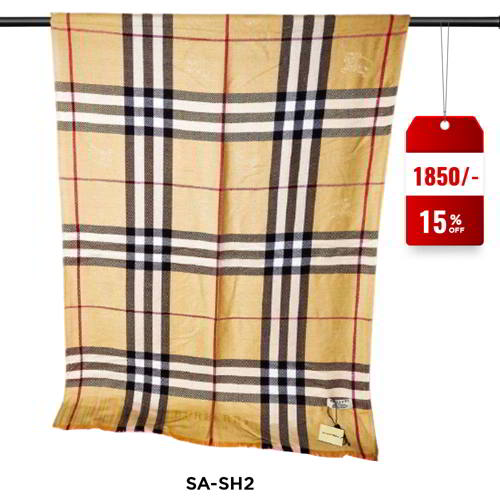 Winter Fashionable Shawl - SA-SH2