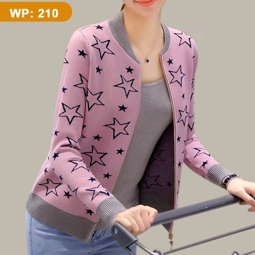 Elegant Ladies Winter Jacket WP-210