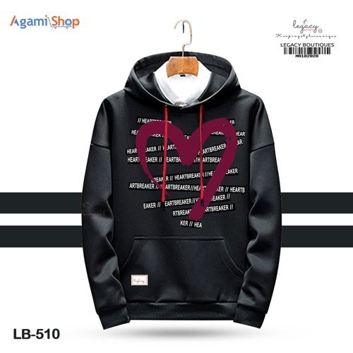 Men's Hoodies Jacket Casual Sweatshirt LB-510