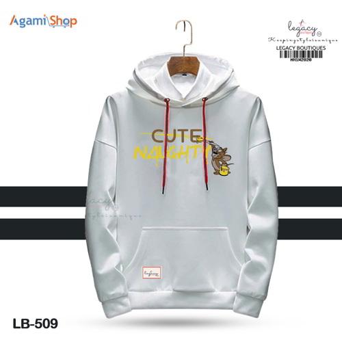 Men's Hoodies Jacket Casual Sweatshirt LB-509