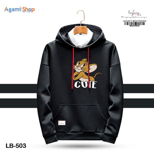Men's Hoodies Jacket Casual Sweatshirt LB-503