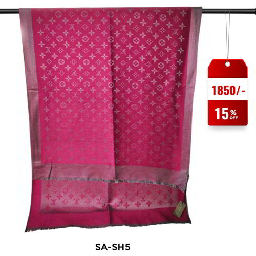 Winter Fashionable Shawl - SA-SH5
