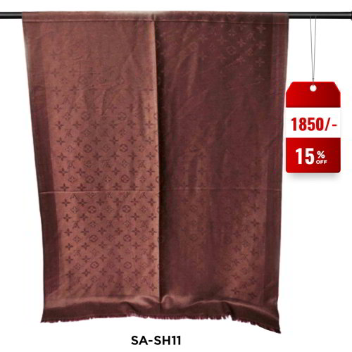 Winter Fashionable Shawl - SA-SH11