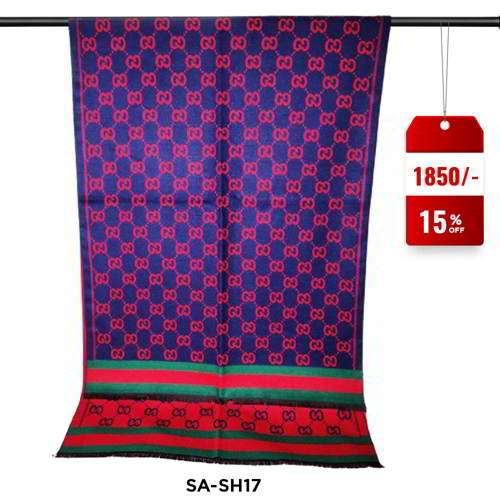 Winter Fashionable Shawl - SA-SH17