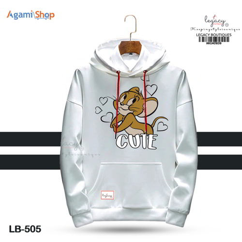 Men's Hoodies Jacket Casual Sweatshirt LB-505