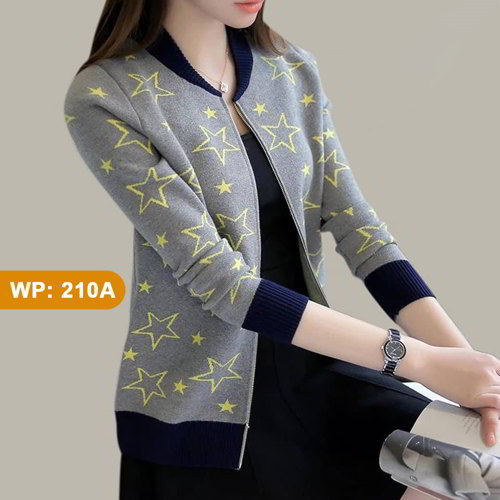 Elegant Ladies Winter Jacket WP-210A
