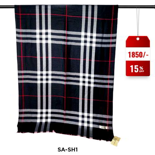 Winter Fashionable Shawl - SA-SH1
