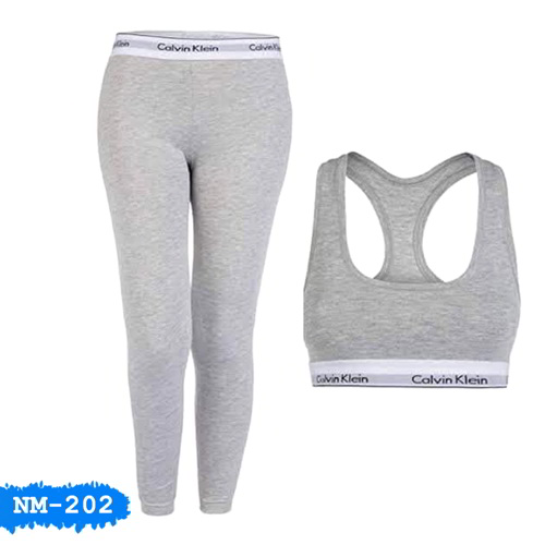 Calvin Klein Sports Bra and Leggings NM-202
