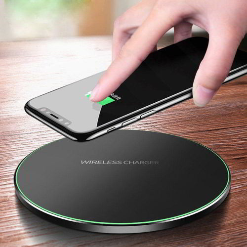 Qi Wireless Charger For 10W Fast Wireless Charging
