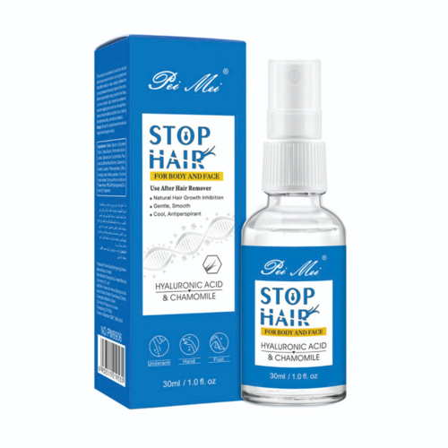 Pei Mei Stop Hair Removal Serum For Face And body permanent Hair Removal -30ml