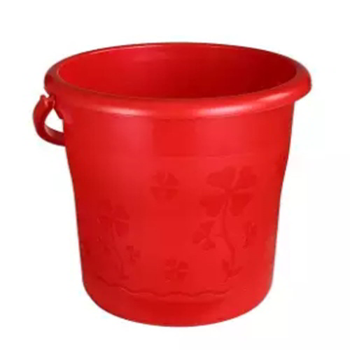 Family Bucket - 25L - Red
