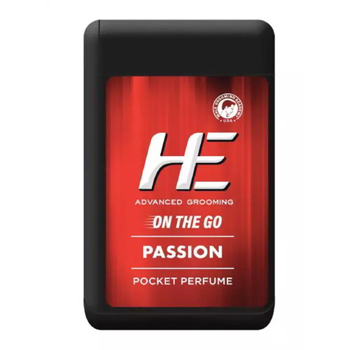 HE Advanced Grooming Passion On The Go Pocket Perfume - 18ml