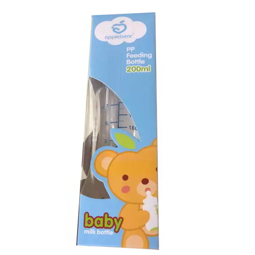 Super Quality Glass Baby Feeder - 200ml