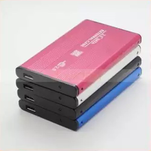 Laptop Hard Drive Disk HDD External Enclosure Case 2.5 Inch USB