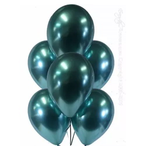Green Balloon - 20 pieces