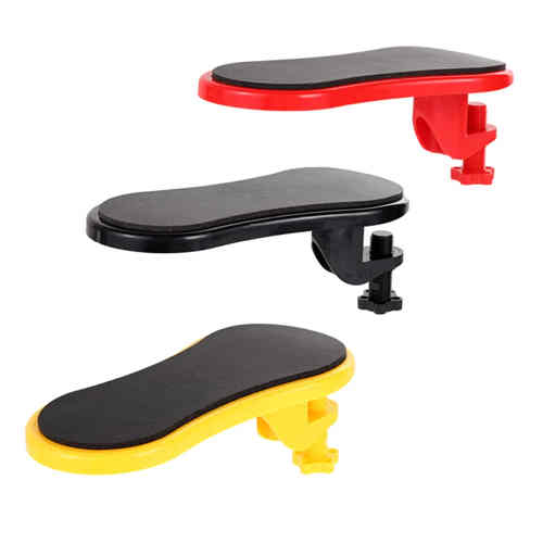 Attachable Home and Office Computer Mouse Arm Support Pad